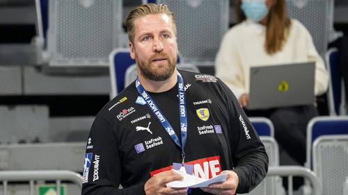 Oliver Roggisch ist der Sportliche Leiter der Rhein-Neckar Löwen