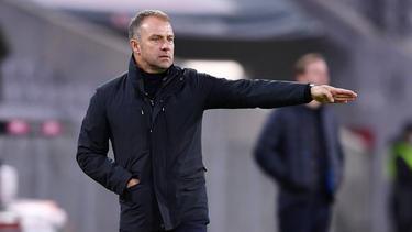 Für Hansi Flick stellt sich die Bundestrainer-Frage nicht