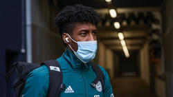 Kingsley Coman war sich nicht immer sicher, ob er beim FC Bayern bleiben möchte