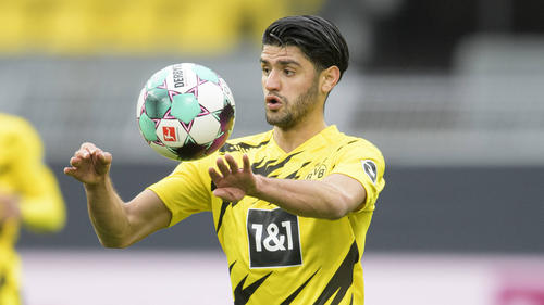 Bleibt Mahmoud Dahoud über den Sommer hinaus beim BVB?