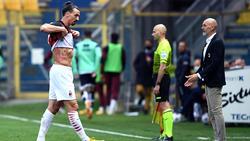 Wurde für ein Spiel gesperrt: Zlatan Ibrahimovic