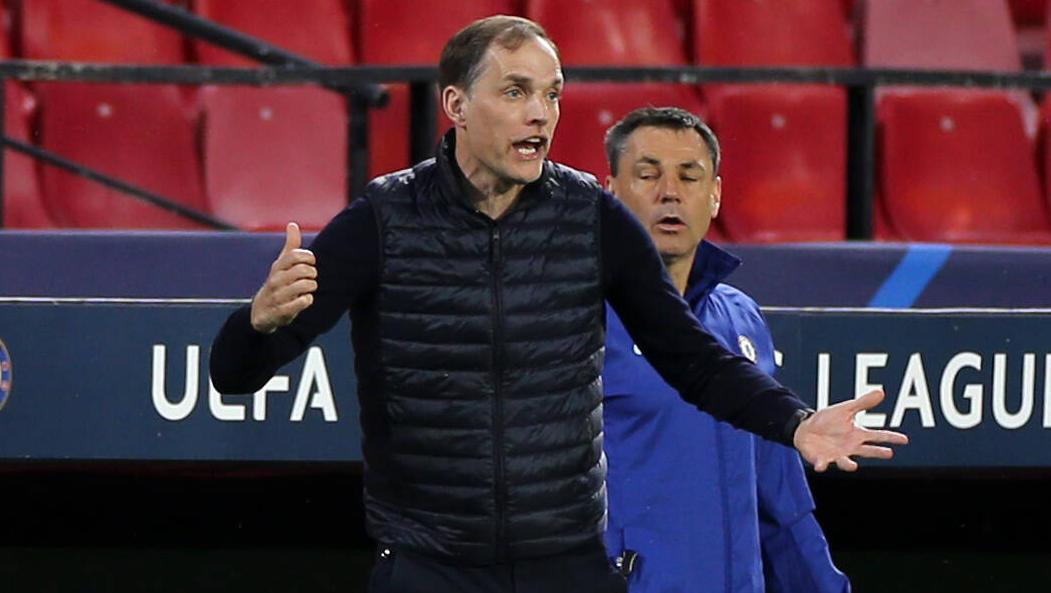 FC Chelsea im Halbfinale der Champions League