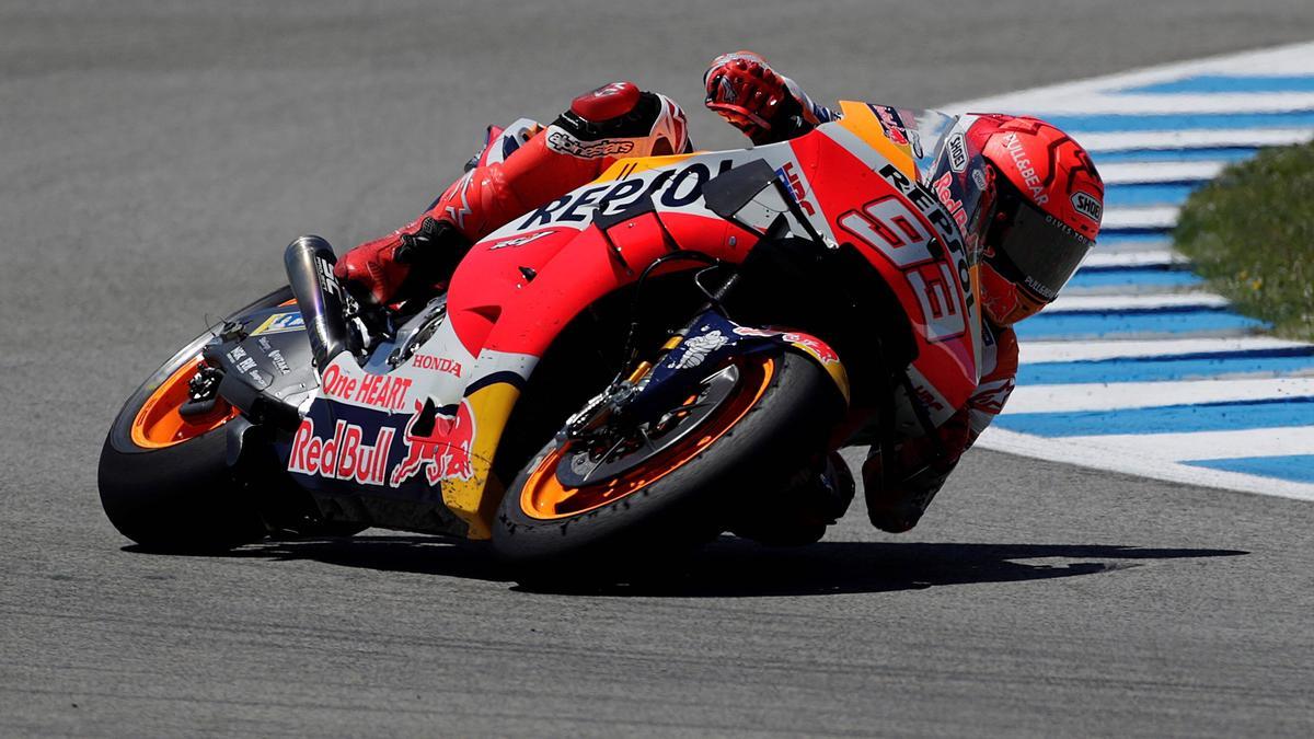 Marc Márquez erkennt den Generationenwechsel in der MotoGP