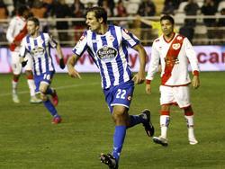 Borges se ha asentado como un jugador importante en la medular gallega. (Foto: Imago)