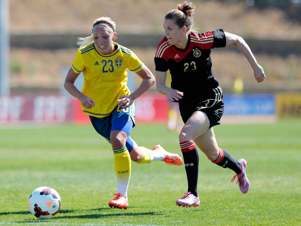 En el duelo por el tercer puesto, Alemania derrotó 2-1 a Suecia. (Foto: Getty)