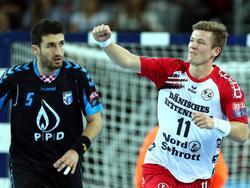 Juvel gegen Zagreb