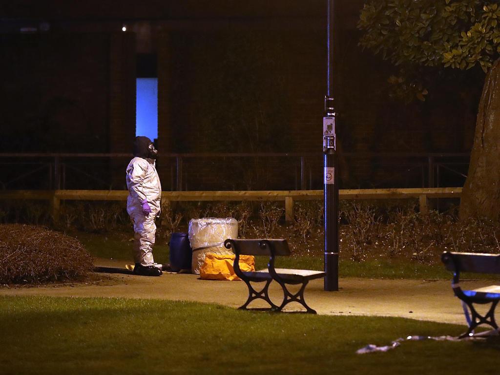 Ex-Spion Sergei Skripal wurde bewusstlos auf einer Parkbank aufgefunden