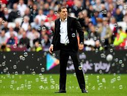 Slaven Bilic, Ende letzten Jahres bei West Ham United entlassen, ist Kandidat in Frankfurt