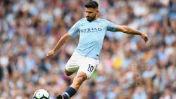 Sergio Agüero hat seinen Vertrag bei ManCity vorzeitig verlängert