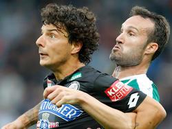 Mattersburg schoss ein Tor mehr als Sturm Graz