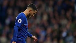 Dem FC Chelsea um Eden Hazard droht eine Transfersperre