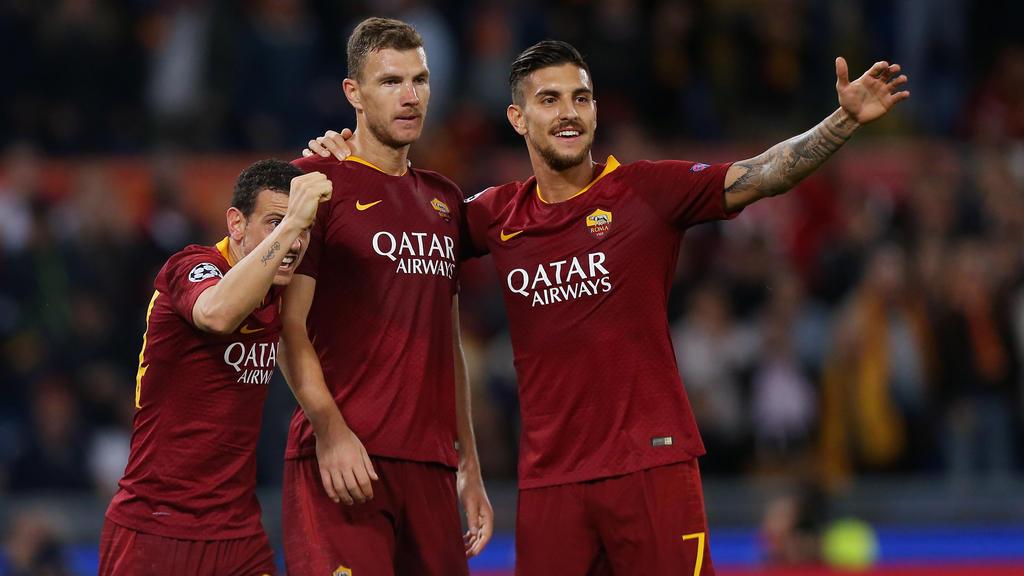 Die AS Rom zitterte sich zum Sieg gegen ZSKA Moskau