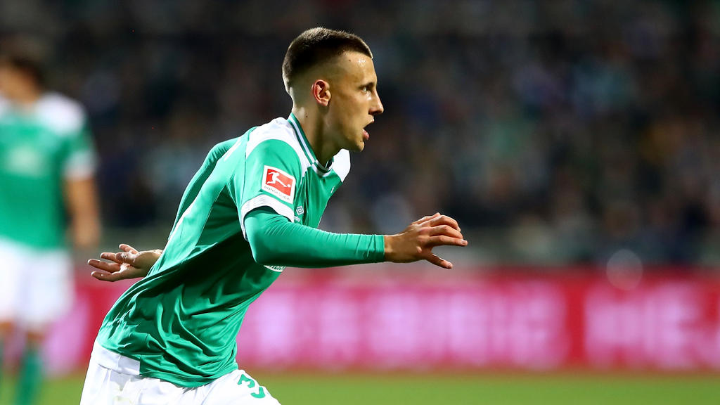 Maximilian Eggestein sieht bei Werder Bremen eine gewisse Verunsicherung