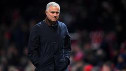 José Mourinho ist derzeit vereinslos