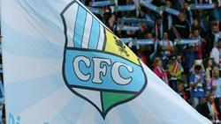 Das offizielle Vereinslogo des Chemnitzer FC