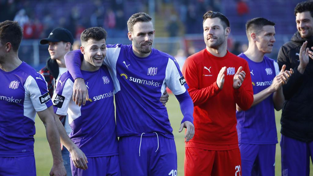 Der VfL Osnabrück kann für die 2. Bundesliga planen