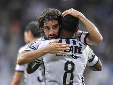 Pizarro hizo el tanto que dio el pase a Monterrey. (Foto: Getty)
