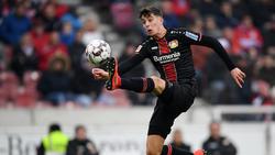 Kai Havertz wird wohl von Real Madrid umworben