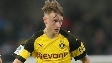 Robin Kehr läuft nächste Saison für Greuther Fürth auf