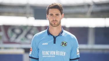 Samuel Sahin-Radlinger verlässt Hannover 96