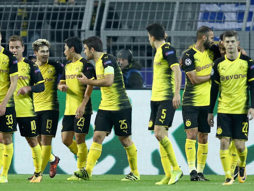 El Dortmund tiene una de las aficiones más ruidosas de Europa. (Foto: Getty)