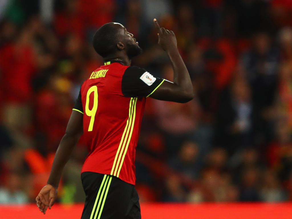 Romelu Lukaku schrieb Fußballgeschichte in Belgien