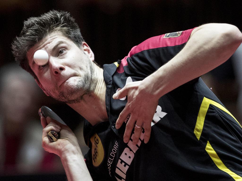 Dimitrij Ovtcharov steht in Astana im Viertelfinale