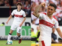 Pavard (li.) und Zimmermann bleiben langfristig beim VfB
