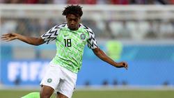 Nigeria ist Dritter beim Afrika Cup