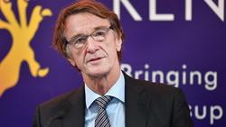 Steigt nun auch im französischen Fußball ein: Milliardär Jim Ratcliffe
