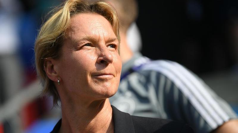 Martina Voss-Tecklenburg ist seit einem Jahr Bundestrainerin