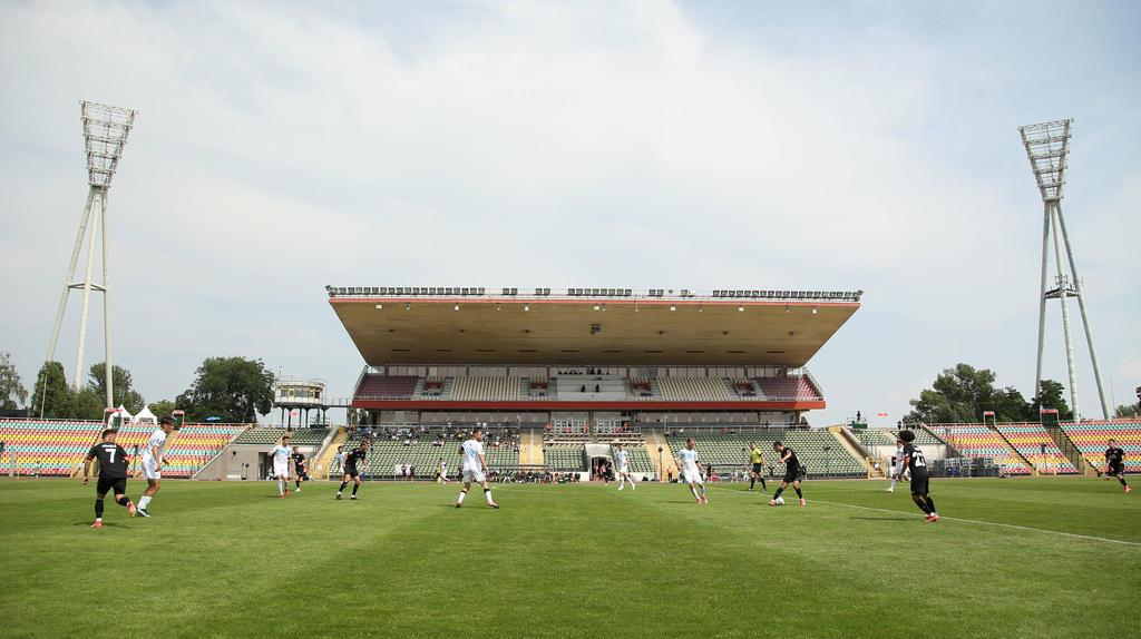 Viktoria Berlin: DFB genehmigt Spiele im Jahn-Sportpark