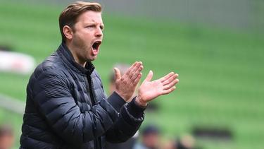 Wird neuer Trainer beim VfL Wolfsburg: Florian Kohfeldt