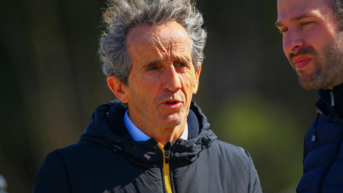 Alain Prost nimmt Racing Point nicht ab, beim RP20 nur legal kopiert zu haben