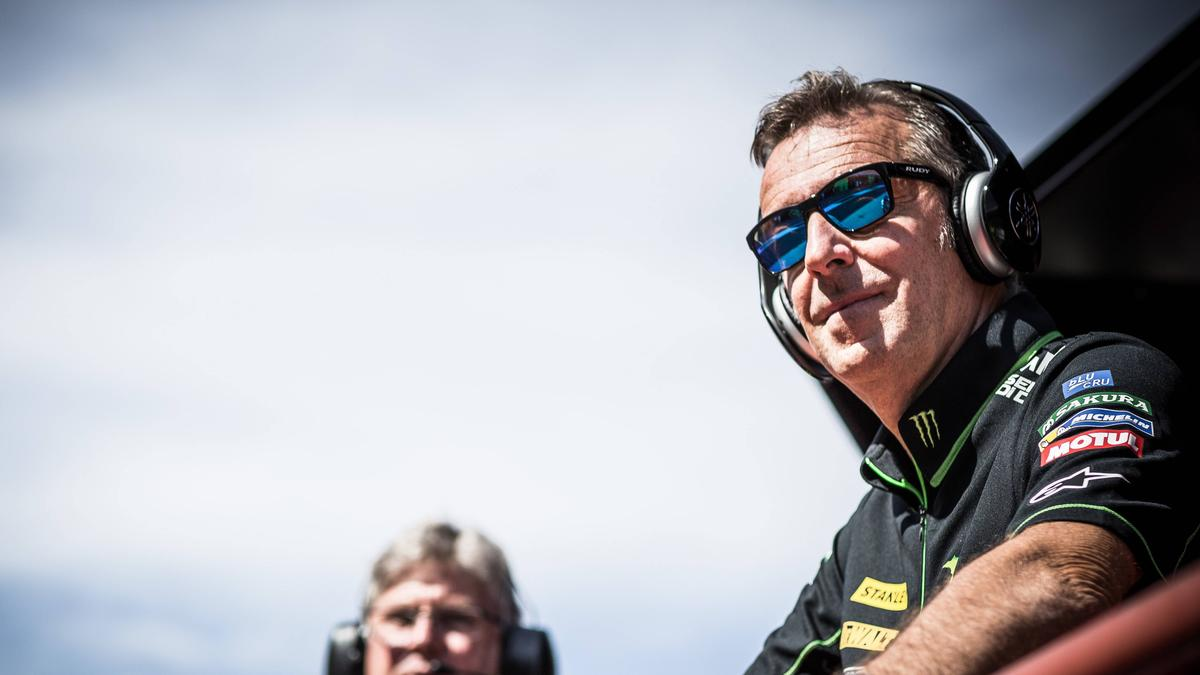 Herve Poncharal hat hohe Erwartungen an KTM