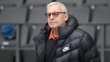 Werner Gegenbauer ist Präsident von Hertha BSC