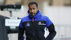 Will die Tabellenposition nicht überbewerten: HSV-Trainer Daniel Thioune