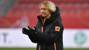 Voss-Tecklenburg lässt den Kampf um die Nummer eins offen