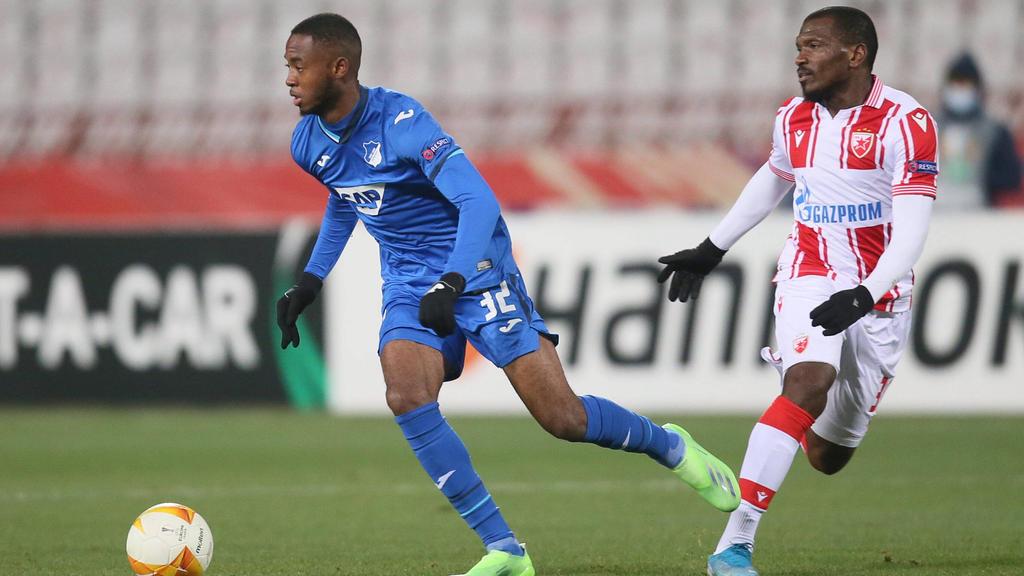 Der TSG reichte ein 0:0 in Belgrad zum vorzeitigen Gruppensieg