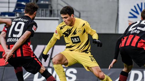 BVB patzt auch bei Eintracht Frankfurt