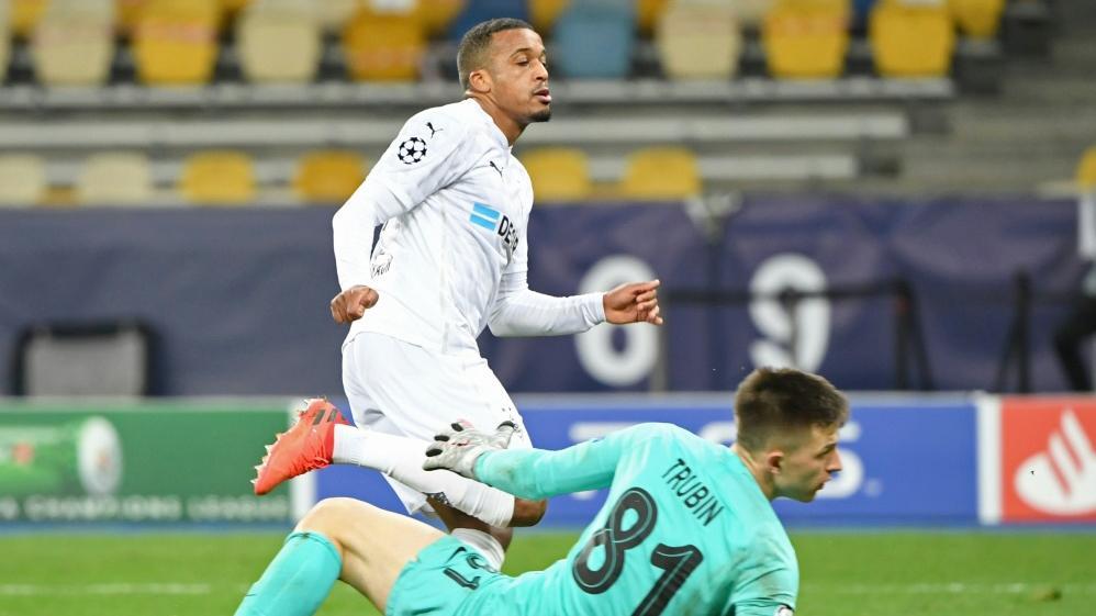 Zurück aus der Quarantäne: Alassane Pléa von Borussia Mönchengladbach