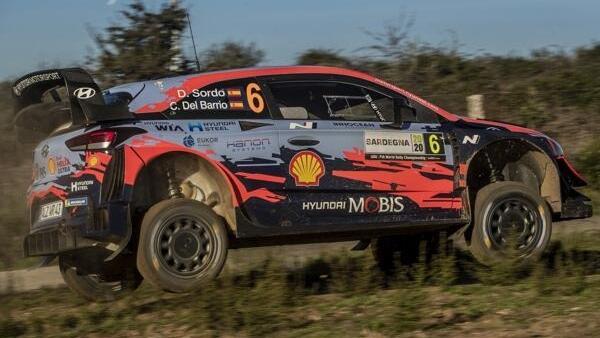 Dani Sordo hat in diesem Jahr eine Rallye gewonnen