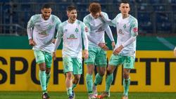Wäre einst beinahe beim FC Bayern gelandet: Romano Schmid (2.v.l.)