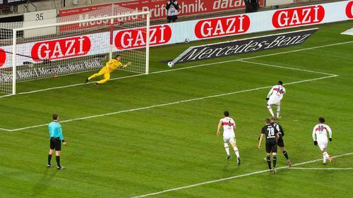 Der Stuttgarter Strafstoß in der Nachspielzeit gegen Gladbach erhitzte die Gemüter