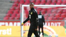 Youssoufa Moukoko fehlt dem BVB für den Rest der Saison