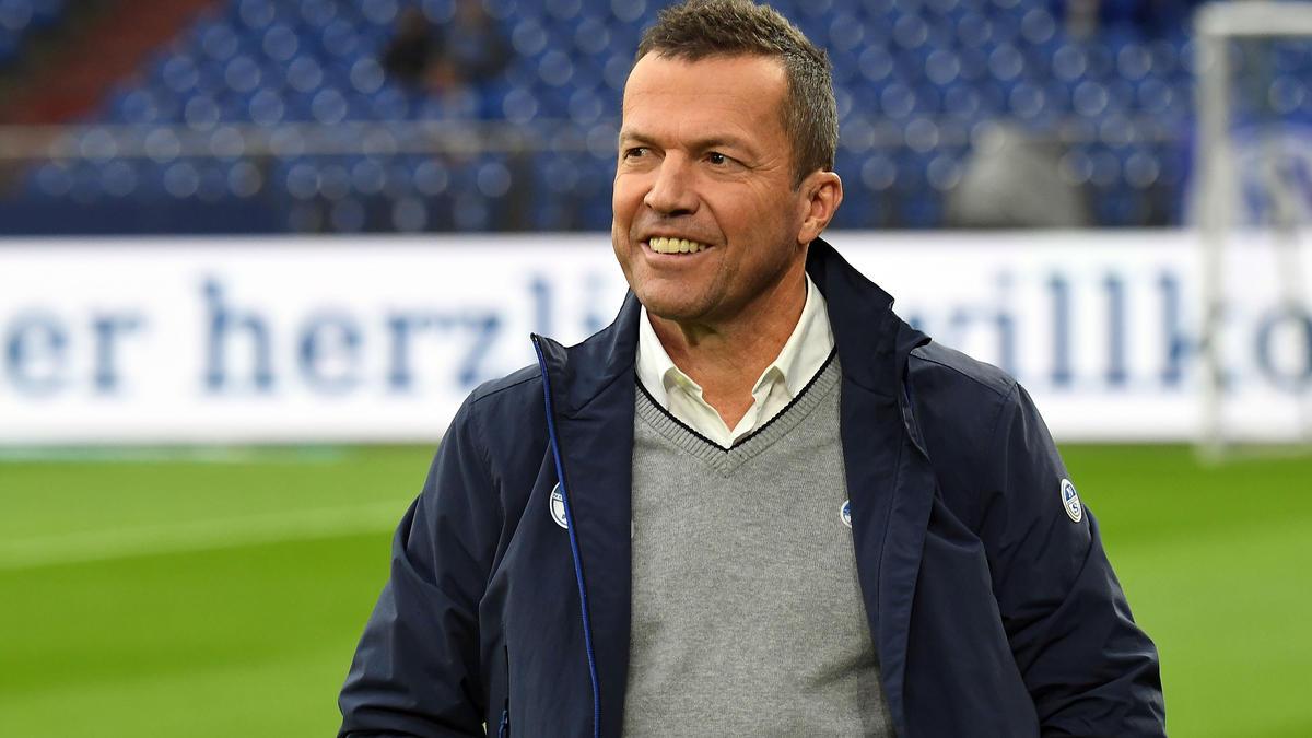 Lothar Matthäus begleitet für RTL die Länderspiele der deutschen Fußball-Nationalmannschaft