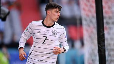 Kai Havertz spielte gegen Portugal groß auf