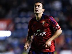 Emiliano Armenteros wird Osasuna rund vier Wochen fehlen