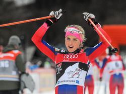 Therese Johaug - Tour de Ski 2016