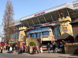 Zum FA Cup-Abschied kommt Manchester United in den Upton Park
